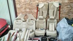 Обшивка крышки багажника. Toyota Celsior Lexus LS430