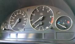 Окантовка хром на приборы BMW E39. BMW 5-Series, E39