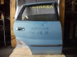 Дверь боковая. Nissan Almera Tino, HV10, PV10, V10 Nissan Tino, HV10, PV10, V10