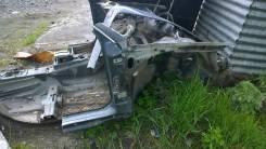 Передняя часть автомобиля. Volkswagen Passat