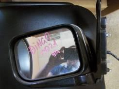 Зеркало заднего вида боковое. Mitsubishi Dingo, CQ2A Mitsubishi Mirage