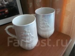 Кружки и чашки.