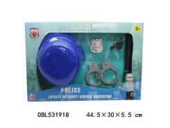 Наборы полицейского. Под заказ