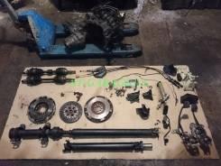 Механическая коробка переключения передач. Toyota Caldina, ST215W