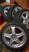 Volk Racing разборные диски. x17 5x100.00