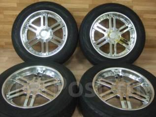 Комплект колёс с летней резиной. 8.0x20 3x98.00, 6x139.70 ET25