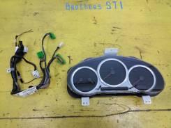 Панель приборов. Subaru Impreza WRX STI, GDB Двигатель EJ207