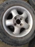 Toyota. x13, 4x100.00