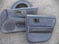 Обшивка двери. Toyota Carina ED, ST202, ST200