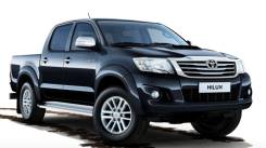 Расширители тойота хайлюкс. Toyota Hilux Pick Up, KUN26L, KUN25L Toyota Hilux Двигатели: 1KDFTV, 2KDFTV