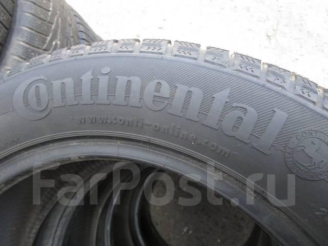 Continental ContiVikingContact 5. Зимние, без шипов, износ: 30%, 4 шт