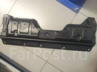 Защита двигателя пластиковая. Nissan X-Trail, T31, TNT31, T31R Двигатель QR25DE