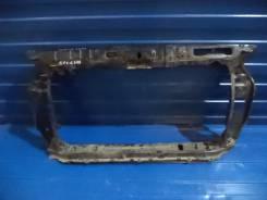 Рамка радиатора. Hyundai Solaris