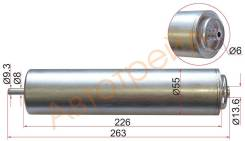 Фильтр топливный BMW 3-SERIES E90 05-/X1 E84 09-/X3 F25 10- SAT ST-13327823413