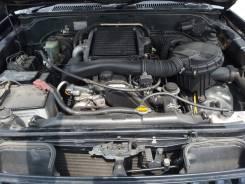 Двигатель без навесного TLC Prado