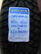 Maxtrek Trek M900. Зимние, под шипы, 2015 год, без износа, 1 шт