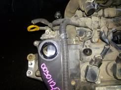 Двигатель в сборе. Toyota Passo, KGC10 Двигатель 1KRFE