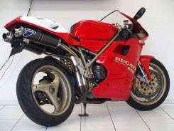 Ducati. 916 куб. см., исправен, птс, без пробега. Под заказ
