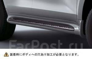 Подножка. Toyota Land Cruiser, UZJ200, J200, VDJ200, UZJ200W, URJ202W Двигатели: 2UZFE, 3URFE, 1VDFTV, 1URFE. Под заказ