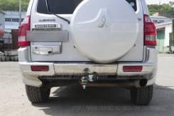 Фаркоп (ТСУ) Mitsubishi Pajero (Митсубиси Паджеро) (|||-|V) 2000-. Mitsubishi Pajero, V80, V60