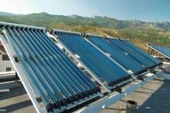 Системы отопления и ГВС, солнечные коллекторы, гелиоколлекторы