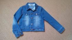 Куртки джинсовые. Рост: 104-110 см