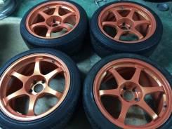 SSR Type-C. 9.5x18, 5x114.30, ET15, ЦО 73,0мм.