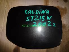 Лючок топливного бака. Toyota Caldina, ST210, CT216, AT211, ST215 Двигатели: 3SGE, 3SGTE, 3SFE, 7AFE, 3CTE
