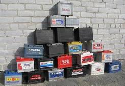 Прием б/у аккумуляторов на утилизацию от 38 руб/кг