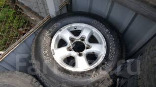 Комплект колес на Land Cruiser, лето!. x16