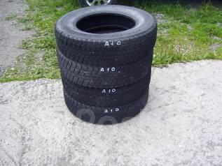 Bridgestone. Зимние, без шипов, 2005 год, износ: 20%, 4 шт