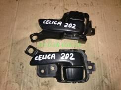 Ручка двери внутренняя. Toyota Celica, ST202, ST203, ST204, ST205, AT200 Двигатели: 7AFE, 3SGE, 3SFE, 5SFE, 3SGTE