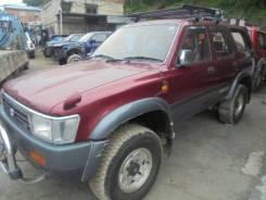 Toyota Hilux Surf. VZN130, 3VZE