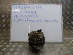 Генератор. Mazda Mazda3, BK