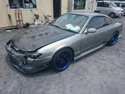 Nissan Silvia. S15, SR20DET