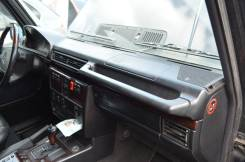 Панель приборов. Mercedes-Benz G-Class, 463