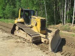 Caterpillar D6N. Бульдозер CAT D6N LGP, 2013 г, новая ходовая, 18 000,00кг.