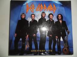 Продам 2CD диск DEF Leppard