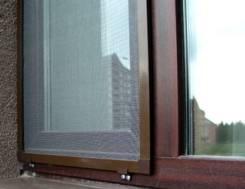 Москитные сетки на окна (с доставкой и установкой)