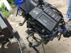 Двигатель 1.6 z6 на Mazda 3 BK