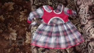 Одежда платье летнее. Рост: 80-86 см