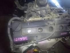 Двигатель в сборе. Nissan March Двигатель CG10DE