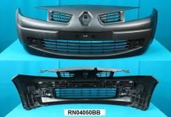 Бампер. Renault Megane Двигатели: K9K, F4R, M9R, K4M, F9Q, K4J