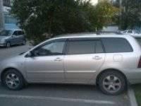 Ветровик на дверь. Toyota Corolla, 16, 10