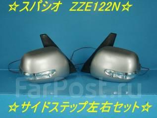 Зеркало заднего вида боковое. Toyota Corolla Spacio, NZE121, NZE121N, ZZE122, ZZE122N, ZZE124, ZZE124N Двигатели: 1NZFE, 1ZZFE