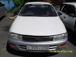 Toyota Carina. 2C