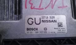 Блок управления двс. Nissan X-Trail, TNT31 Двигатель QR25