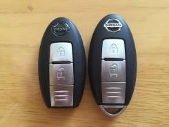 Ключ зажигания. Nissan X-Trail, T31, T30 Nissan Skyline, CPV35, PV35, HV35, NV35, V35, T30, T31