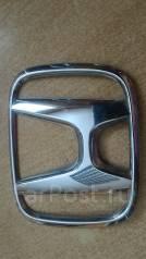 Эмблема решетки. Honda CR-Z, ZF1, ZF2 Двигатель LEA