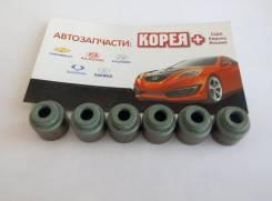 Маслосъемные колпачки. Hyundai: Solaris, i40, Elantra, i30, i20, Veloster